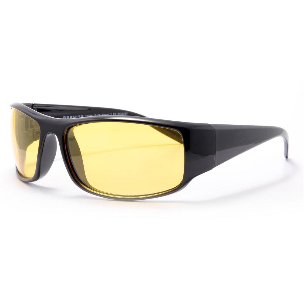 ece3c809a Športové slnečné okuliare Granite Sport 8 Polarized - čierno-žltá.  Polarizačné okuliare ...