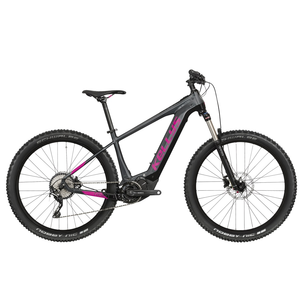 """Dámsky horský elektrobicykel KELLYS TAYEN 50 27,5"""" - model 2019 S (15"""") - Záruka 10 rokov"""