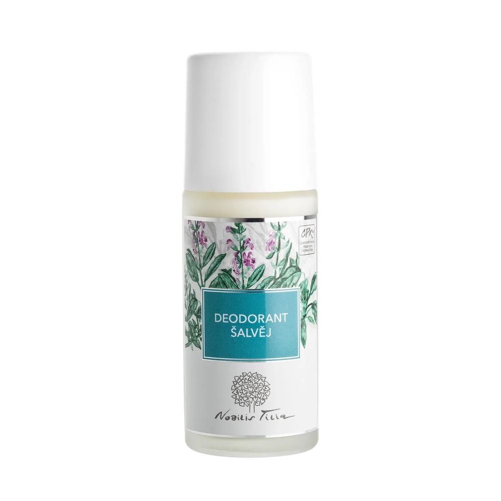 Deodorant Nobilis Tilia Šalvia 50 ml