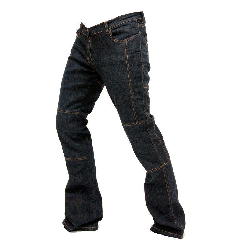 Dámske moto jeansy Spark Desert Rose