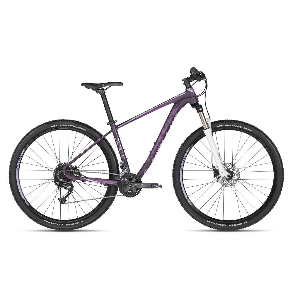 """Dámsky horský bicykel KELLYS DESIRE 30 29"""" - model 2018 M - Záruka 10 rokov"""