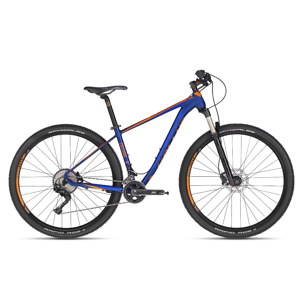"Dámsky horský bicykel KELLYS DESIRE 90 29"" - model 2018 S - Záruka 10 rokov"