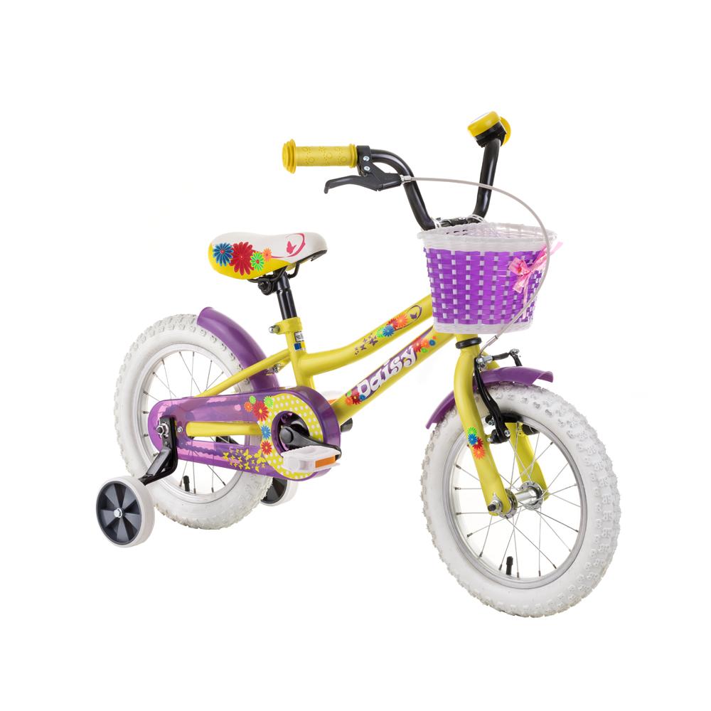 Detský bicykel DHS Daisy 1602 16