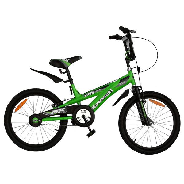 Detský bicykel KAWASAKI Dirt 16