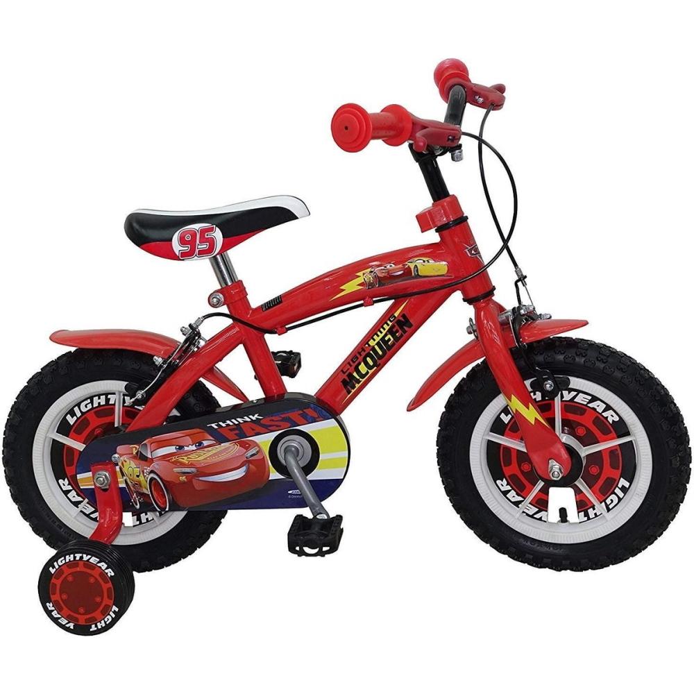 Detský bicykel Cars Bike 12