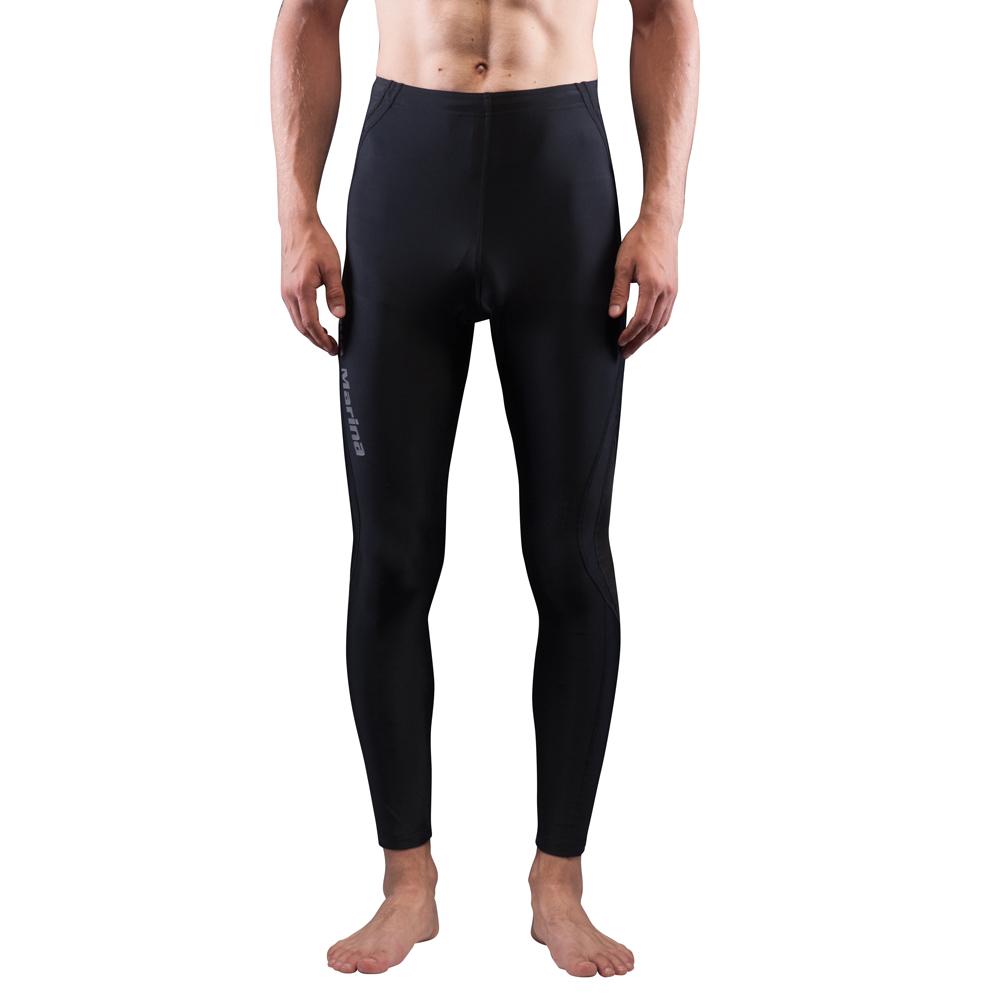 9f21cff6c907 Pánske nohavice pre vodné športy Aqua Marina Division - čierna