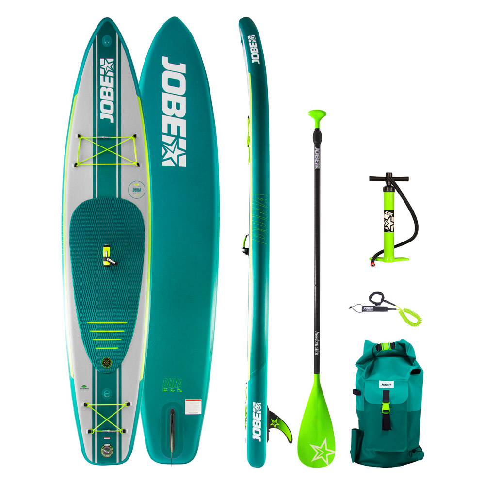 Paddleboard s príslušenstvom Jobe Aero SUP Duna 11.6 - model 2019
