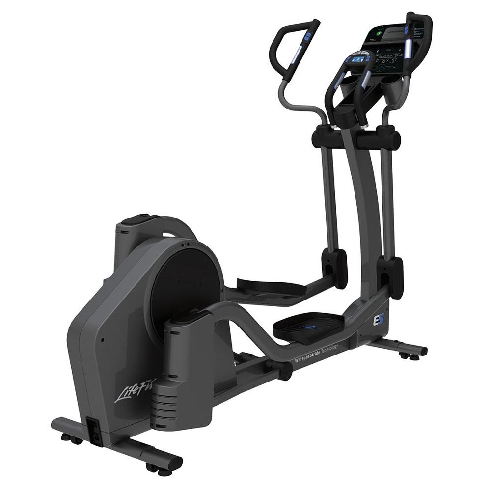 Eliptický trenažér Life Fitness E5 TRACK+ - Montáž zadarmo + Servis u zákazníka