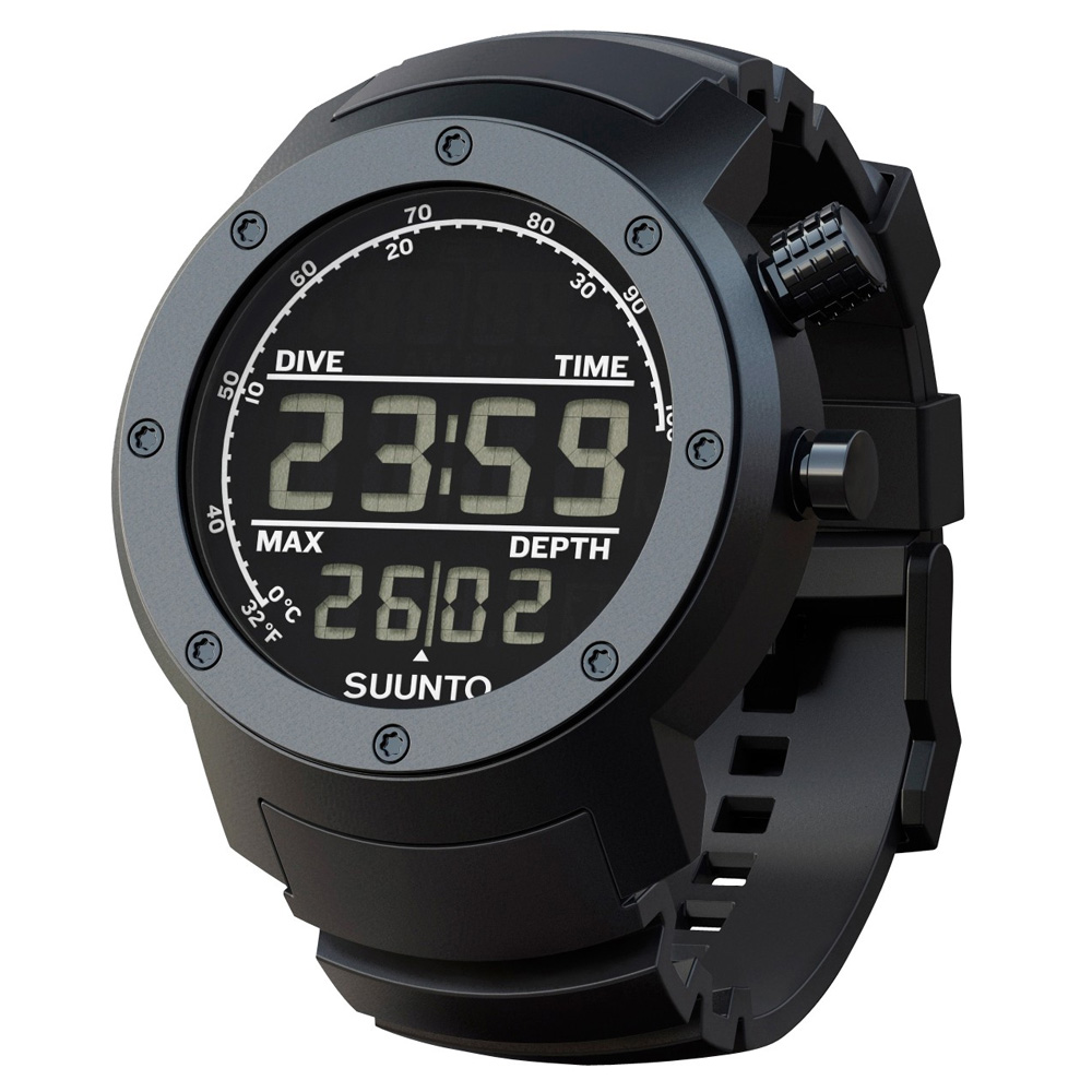 Športové hodinky Suunto Elementum Aqua n/black