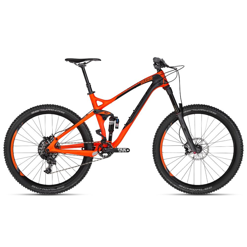 "Celoodpružený bicykel KELLYS ERASER 70 27,5"" - model 2018 S - Záruka 10 rokov"