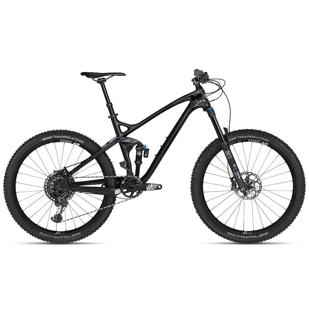 "Celoodpružený bicykel KELLYS ERASER 90 27,5"" - model 2018 S - Záruka 10 rokov"