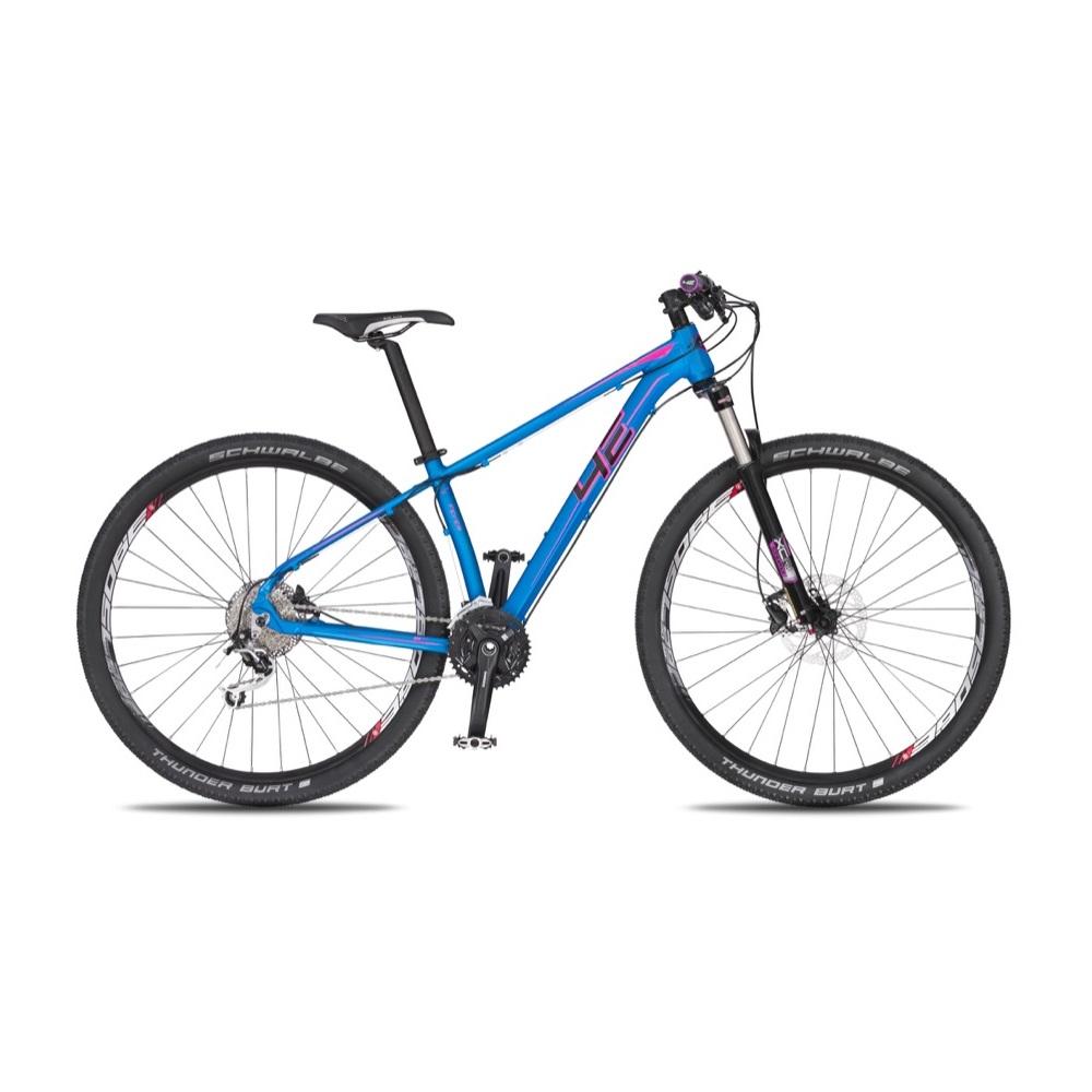 "Dámsky horský bicykel 4EVER Fever Lady 29"" - model 2019 16"" - Záruka 10 rokov"