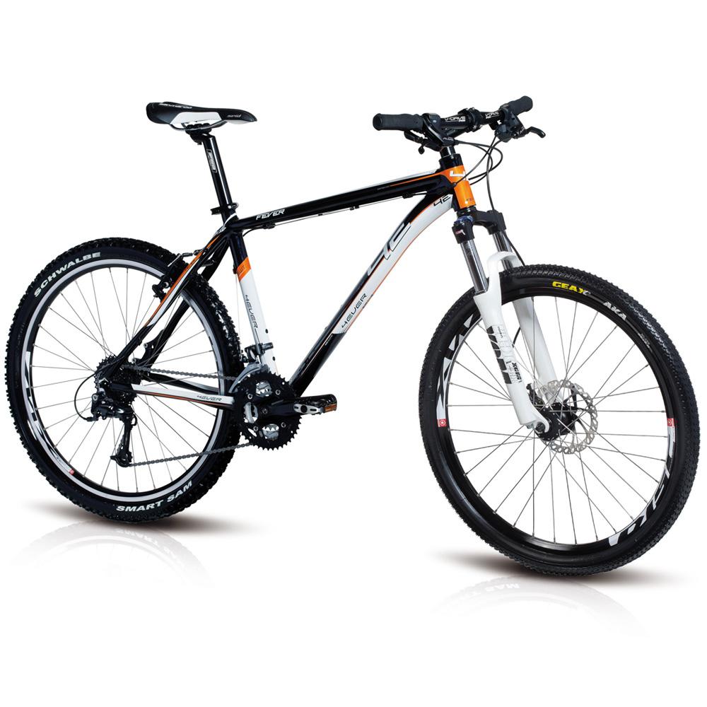 Horský bicykel 4EVER Fever kotúčové brzdy