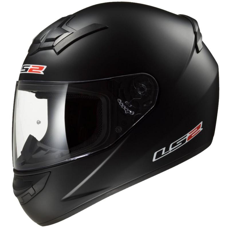 Moto prilba LS2 Rookie Matt Black