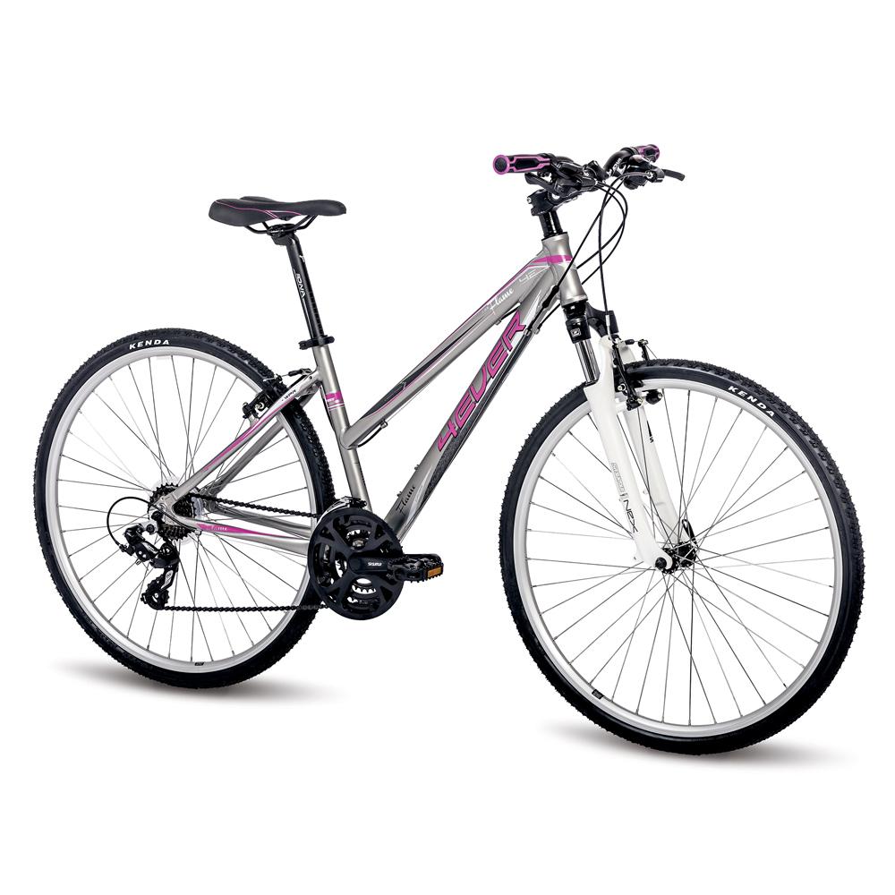 Dámsky crossový bicykel 4EVER Flame 28