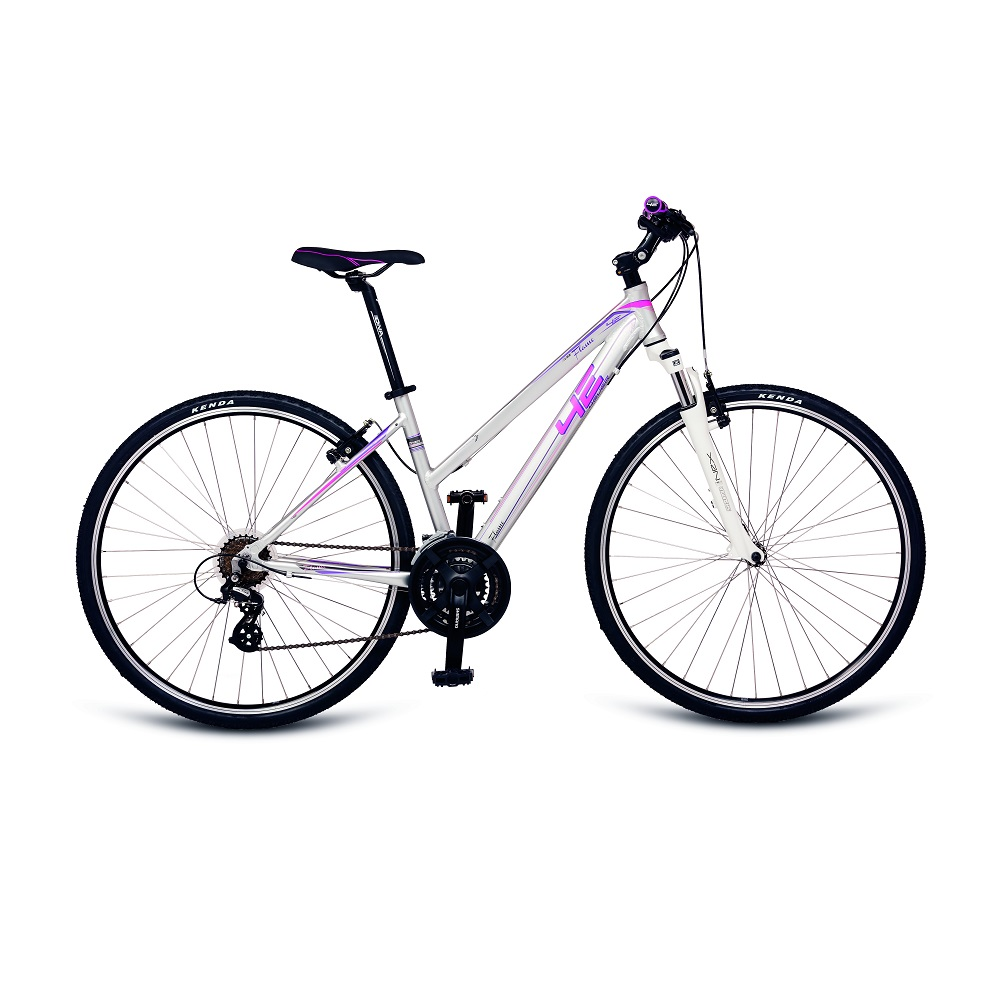 Dámsky crossový bicykel 4EVER Flame 28'' - model 2017