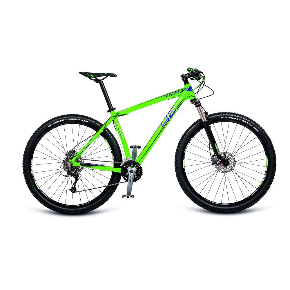 Horský bicykel 4EVER Fever 29'' - model 2017