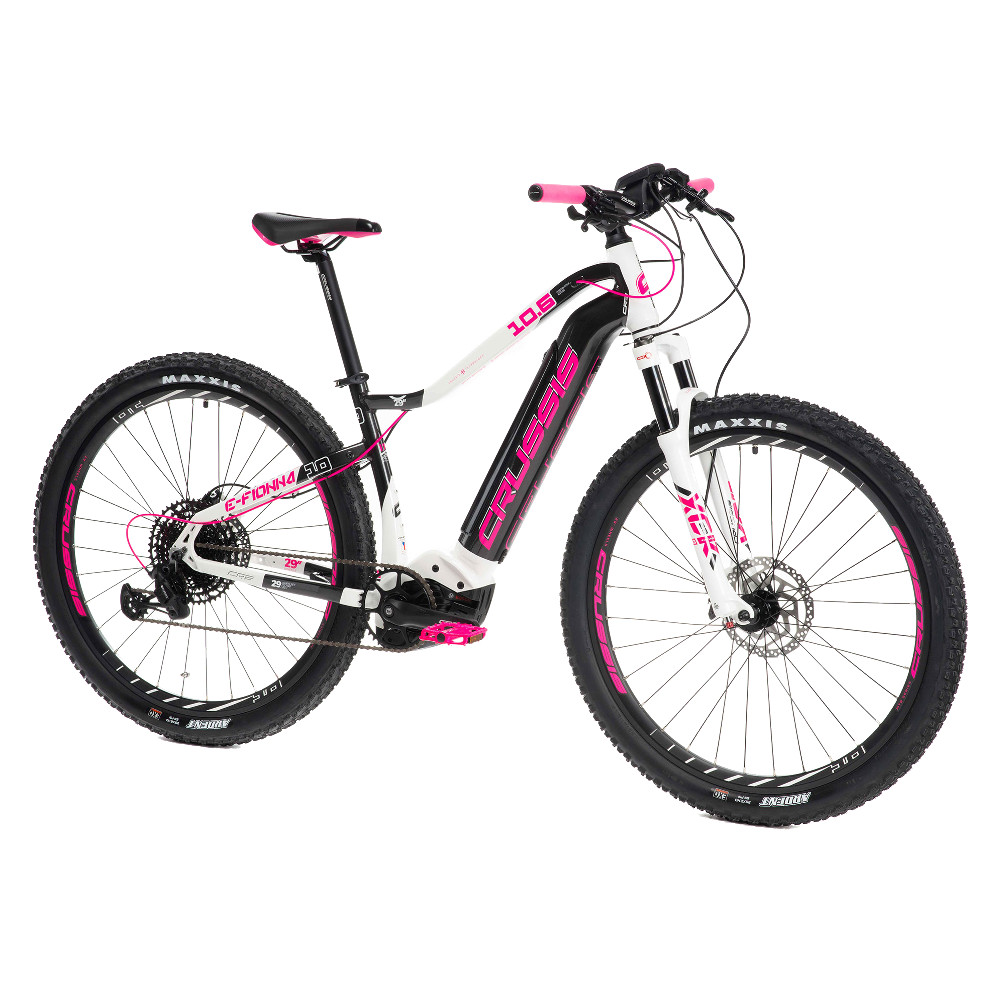 """Dámsky horský elektrobicykel Crussis e-Fionna 10.6 - model 2021 17"""" - Záruka 10 rokov"""