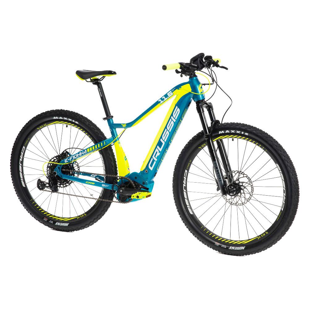 """Dámsky horský elektrobicykel Crussis e-Fionna 11.6 - model 2021 17"""" - Záruka 10 rokov"""