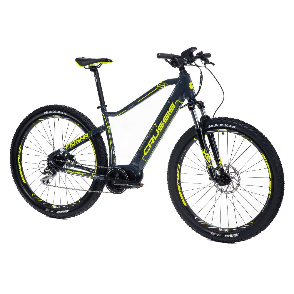 """Horský elektrobicykel Crussis e-Fionna 5.6 - model 2021 19"""" - Záruka 10 rokov"""