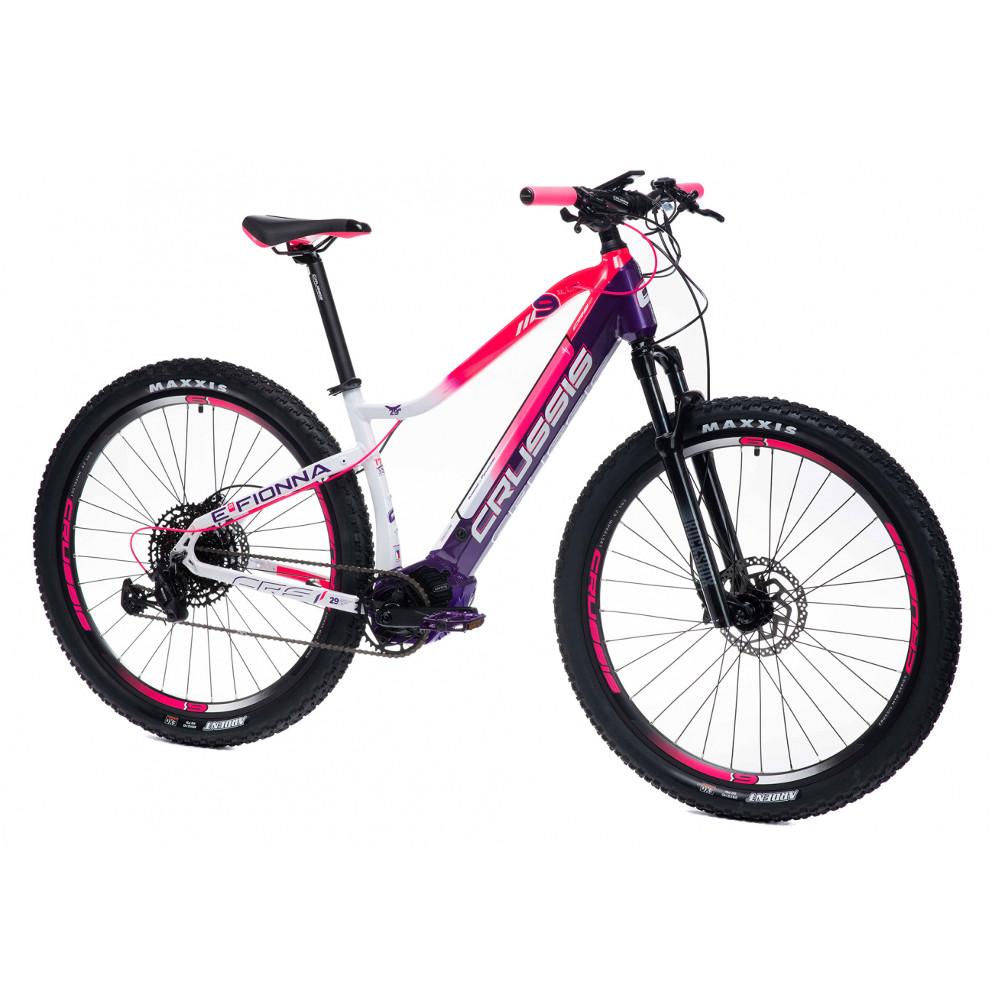 """Dámsky horský elektrobicykel Crussis e-Fionna 9.6-S - model 2021 17"""" - Záruka 10 rokov"""