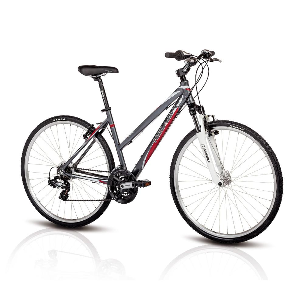 Dámsky crossový bicykel 4EVER Flame 2014