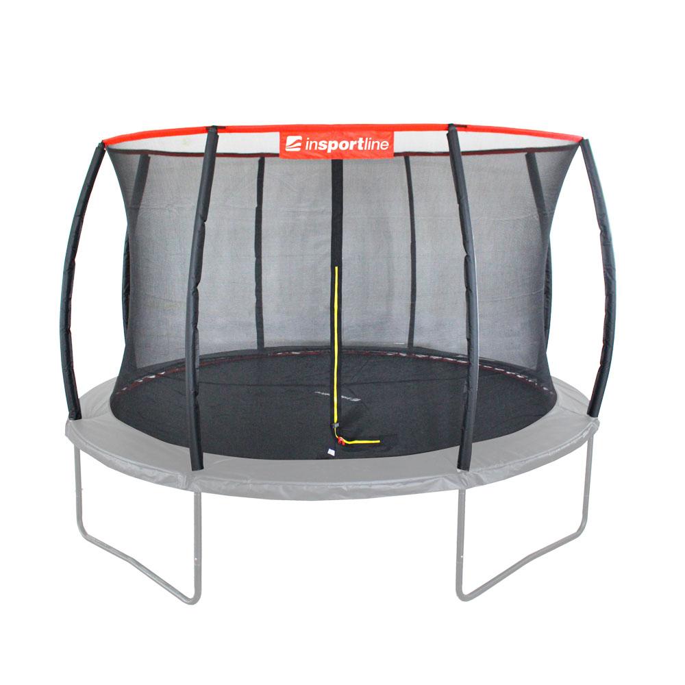 Ochranná sieť bez tyčí pre trampolínu inSPORTline Flea 366 cm