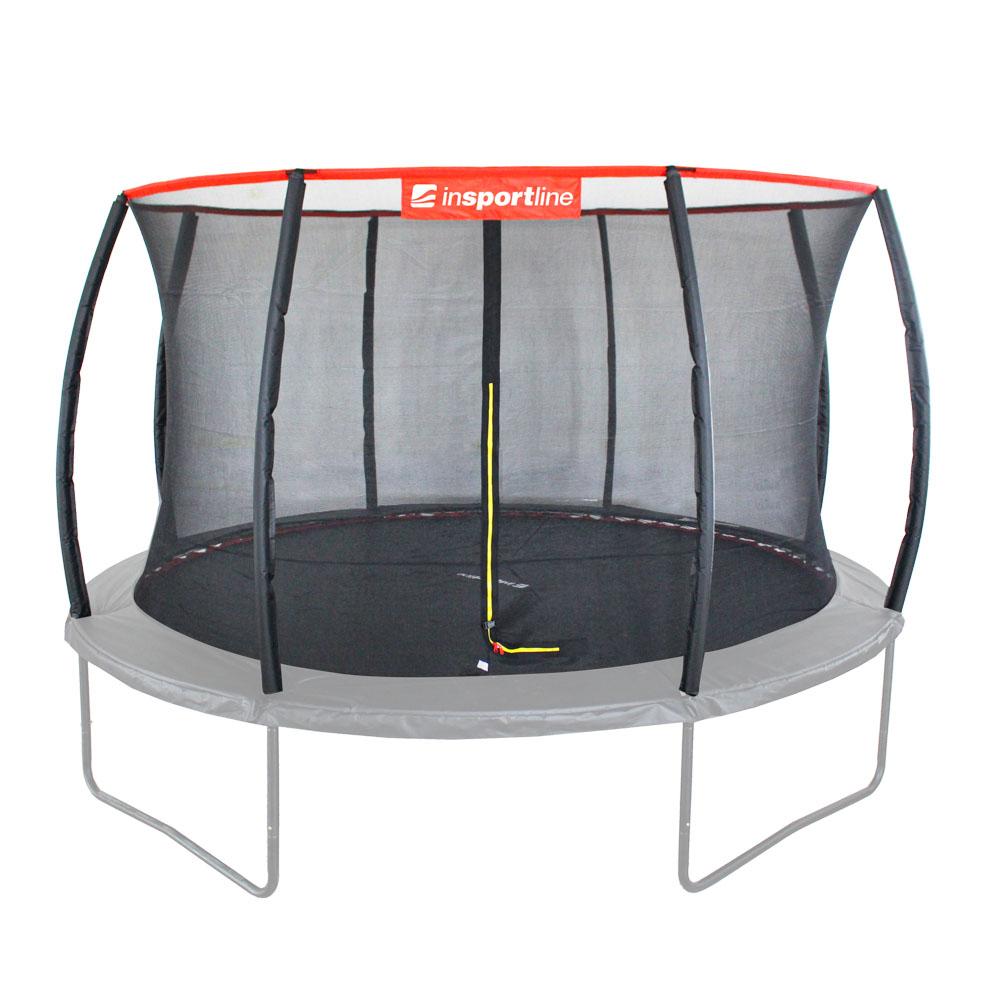 Ochranná sieť bez tyčí pre trampolínu inSPORTline Flea 430 cm