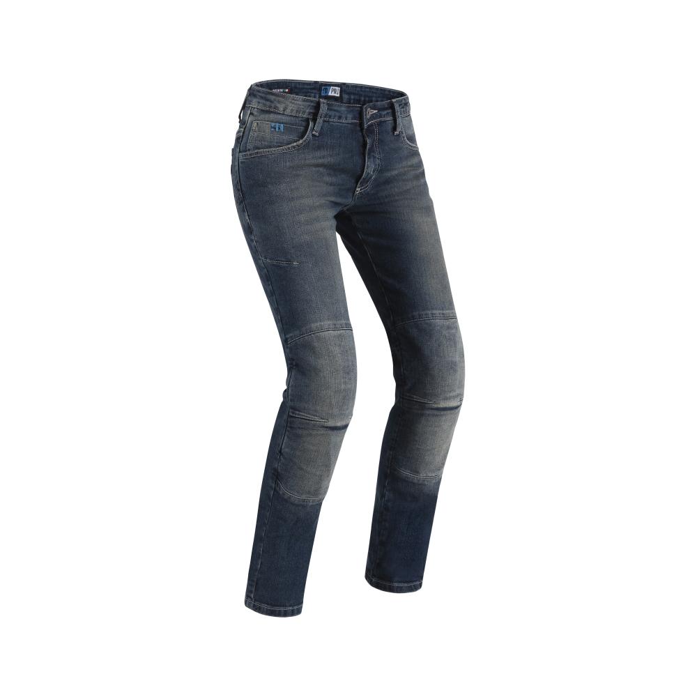 Dámske moto jeansy PMJ Florida MID CE