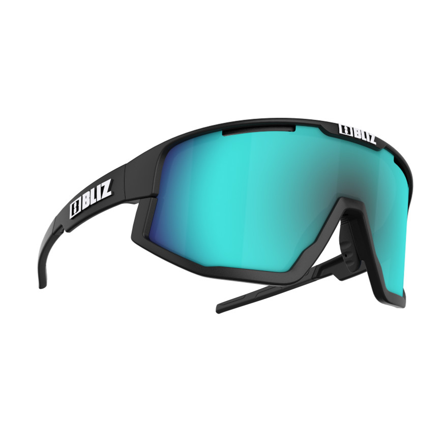 Športové slnečné okuliare Bliz Fusion 2021 Matt Black