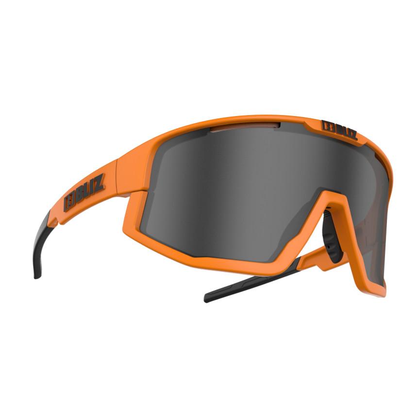 Športové slnečné okuliare Bliz Fusion 2021 Matt Neon Orange