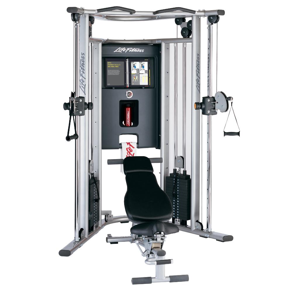 Multifunkčná posilňovacia veža s lavičkou Life Fitness G7 - Montáž zadarmo + Servis u zákazníka