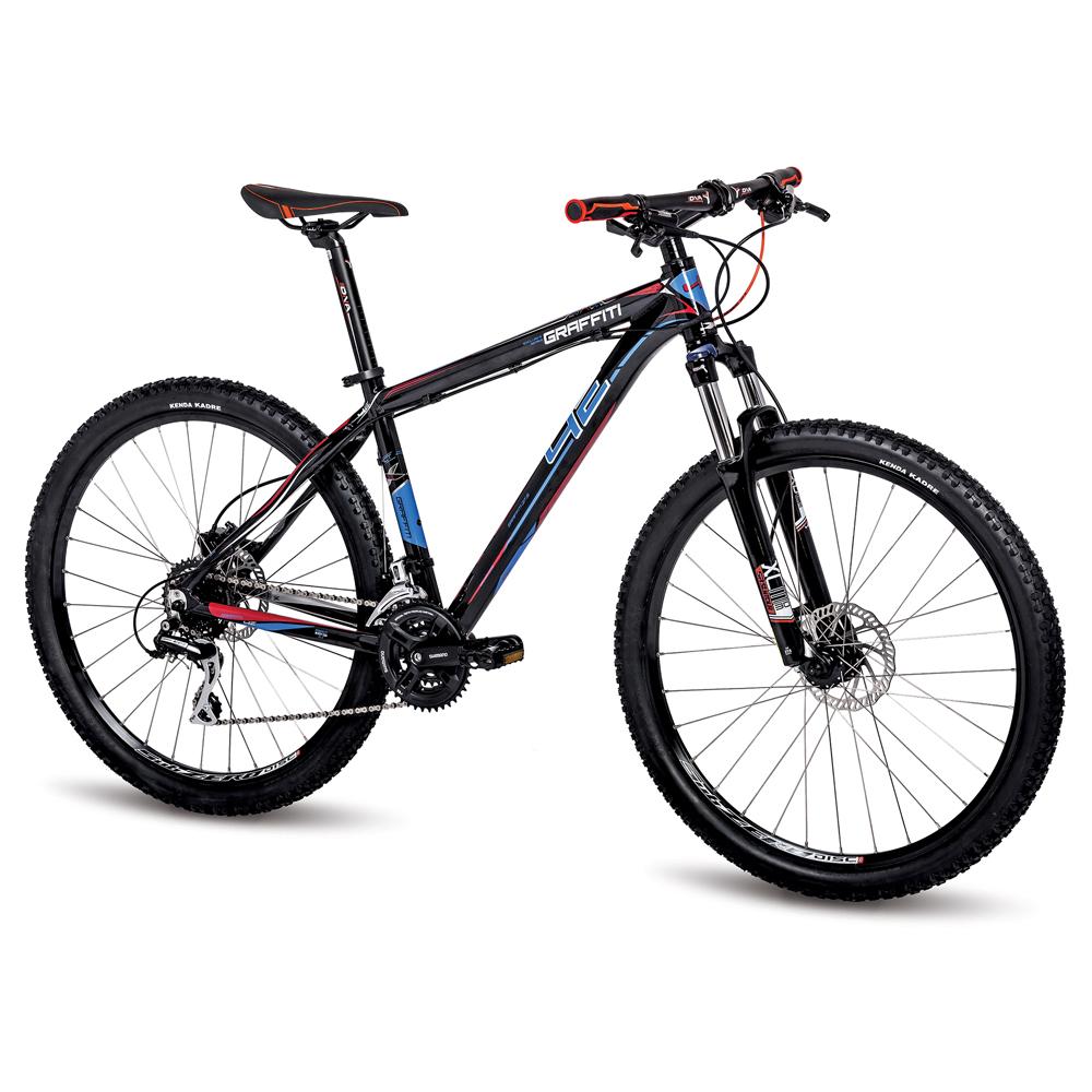 Horský bicykel 4EVER Graffiti Disc 27,5