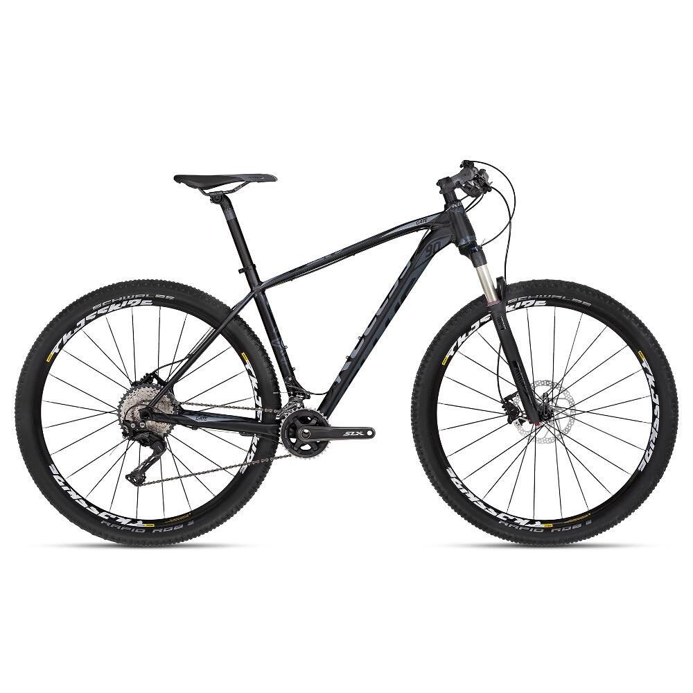 "Horský bicykel KELLYS GATE 90 29"" - model 2018 S - Záruka 10 rokov"