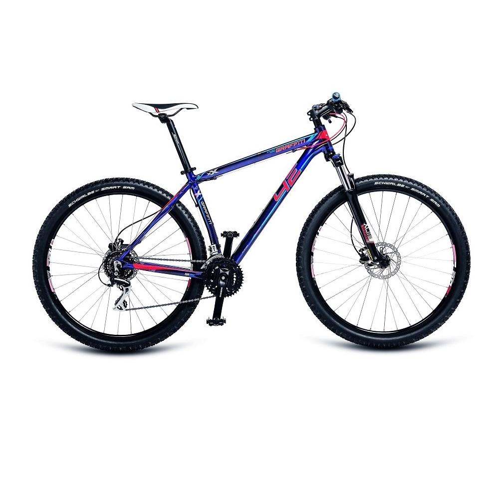 Horský bicykel 4EVER Graffiti 29'' - model 2017