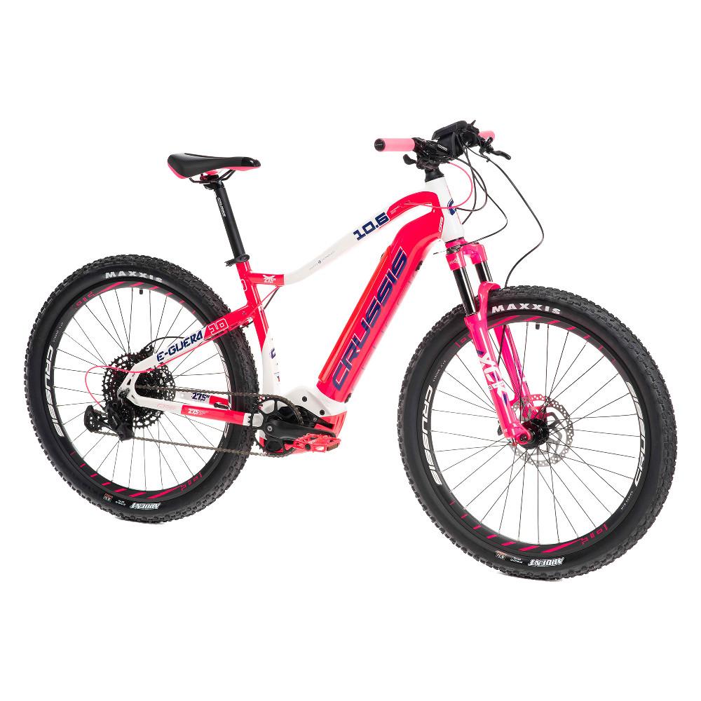 """Dámsky horský elektrobicykel Crussis e-Guera 10.6 - model 2021 17"""" - Záruka 10 rokov"""