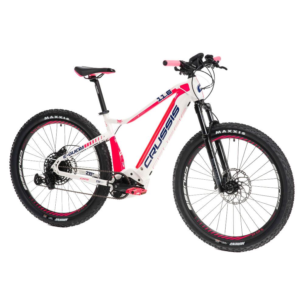 """Dámsky horský elektrobicykel Crussis e-Guera 11.6 - model 2021 17"""" - Záruka 10 rokov"""