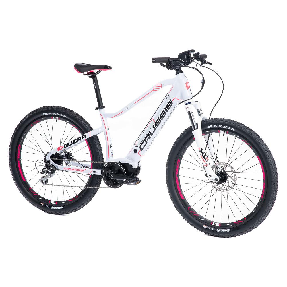 "Horské elektrobicykel Crussis e-Guera 5.6 - model 2021 17"" - Záruka 10 rokov"