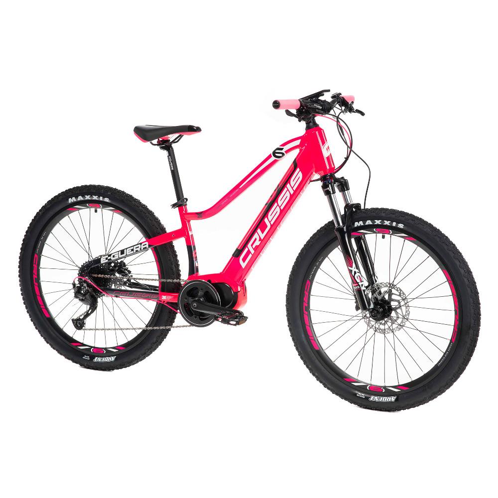 Dievčenský juniorský horský elektrobicykel Crussis e-Guera 6.6 - model 2021 - Záruka 10 rokov