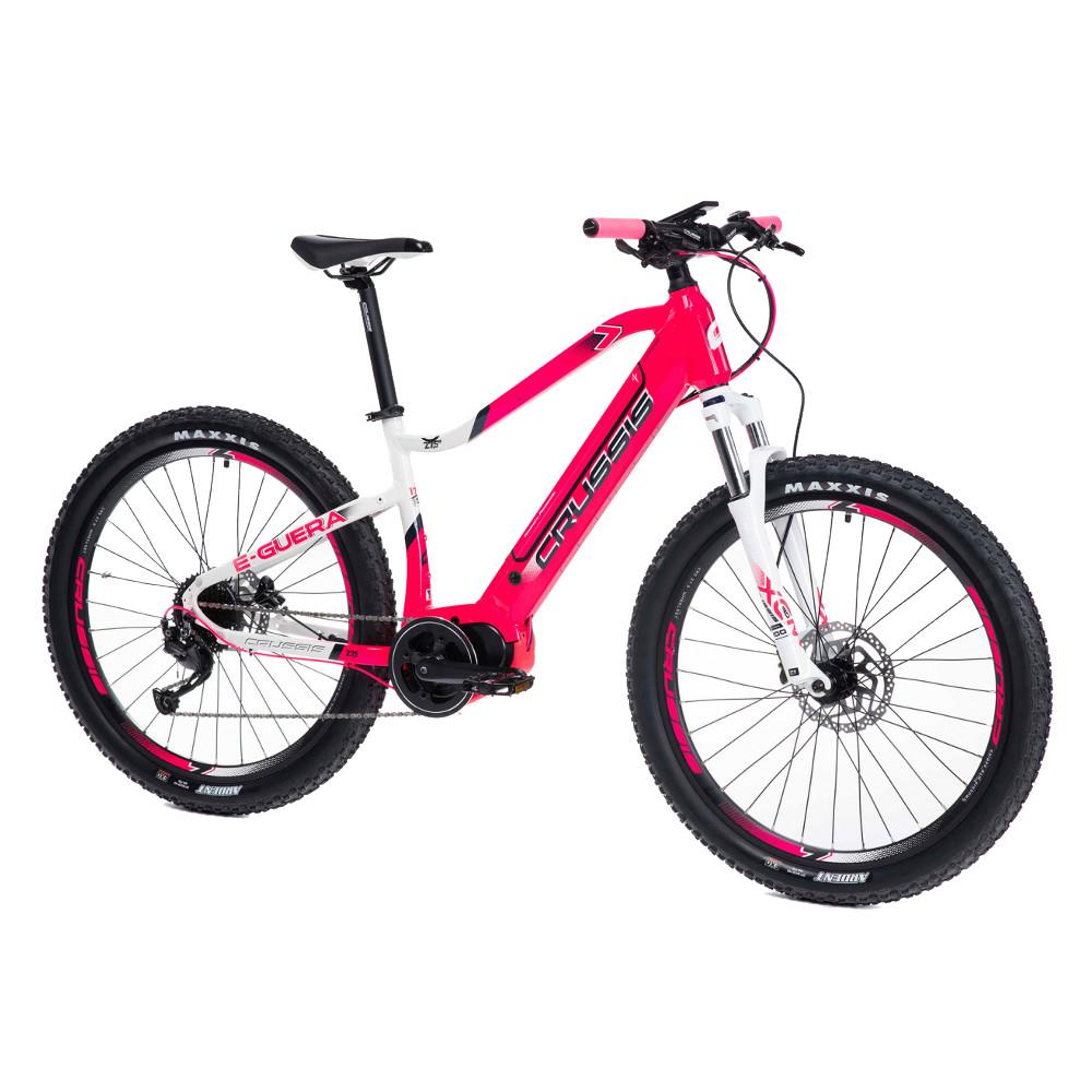 """Horský elektrobicykel Crussis e-Guera 7.6 - model 2021 17"""" - Záruka 10 rokov"""