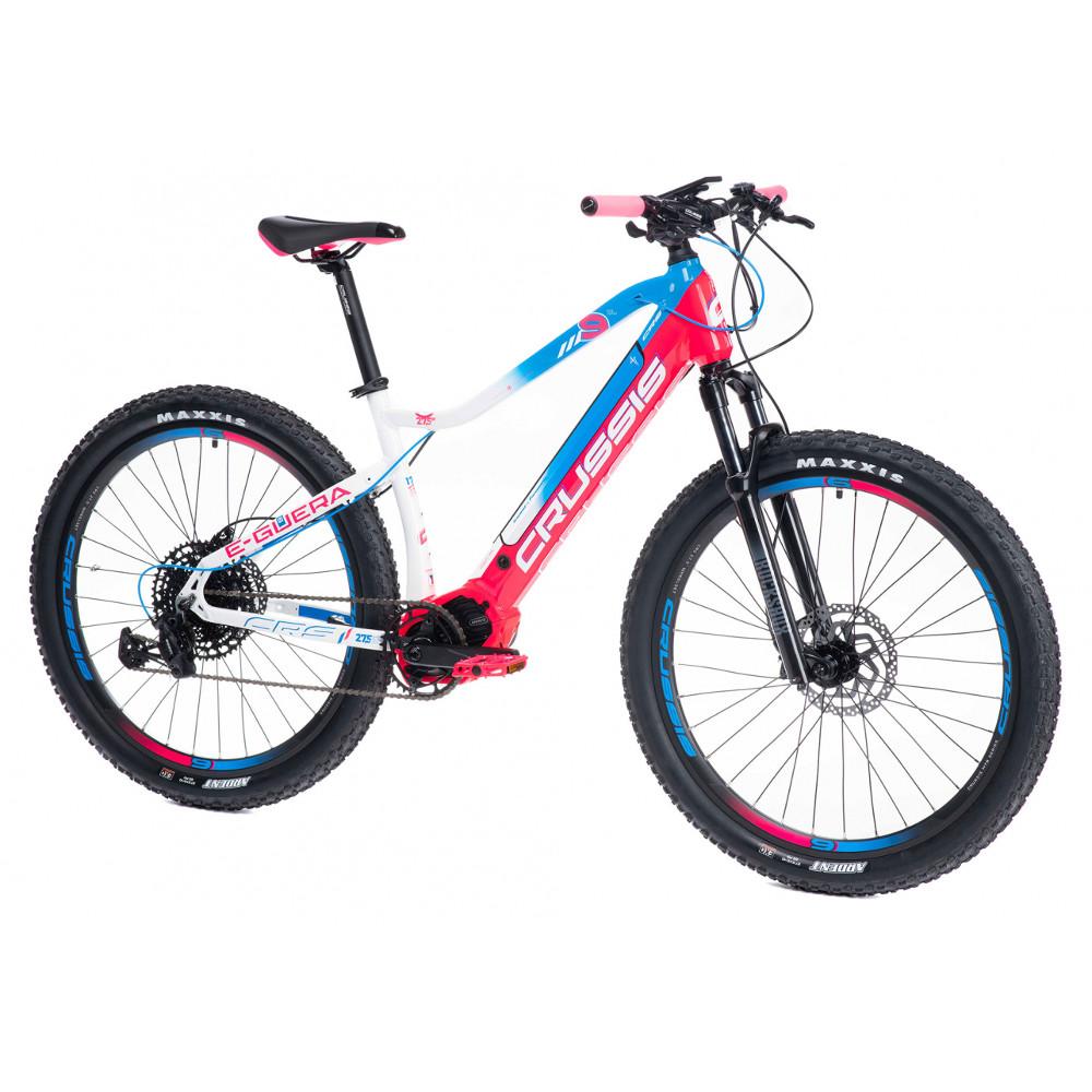 """Dámsky horský elektrobicykel Crussis e-Guera 9.6-M - model 2021 17"""" - Záruka 10 rokov"""