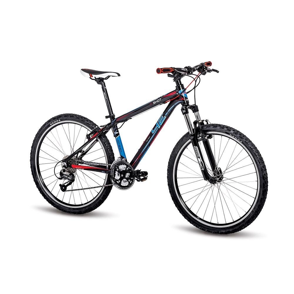 Juniorský bicykel 4EVER Hot Shot 26