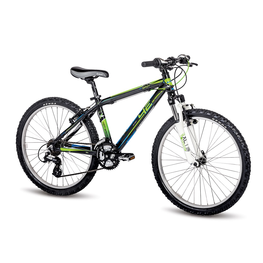 Juniorský bicykel 4EVER Hot Spot - model 2016