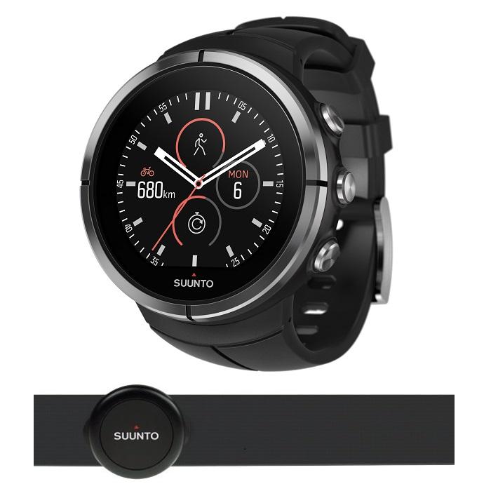 Športové hodinky SUUNTO Spartan Ultra Black HR