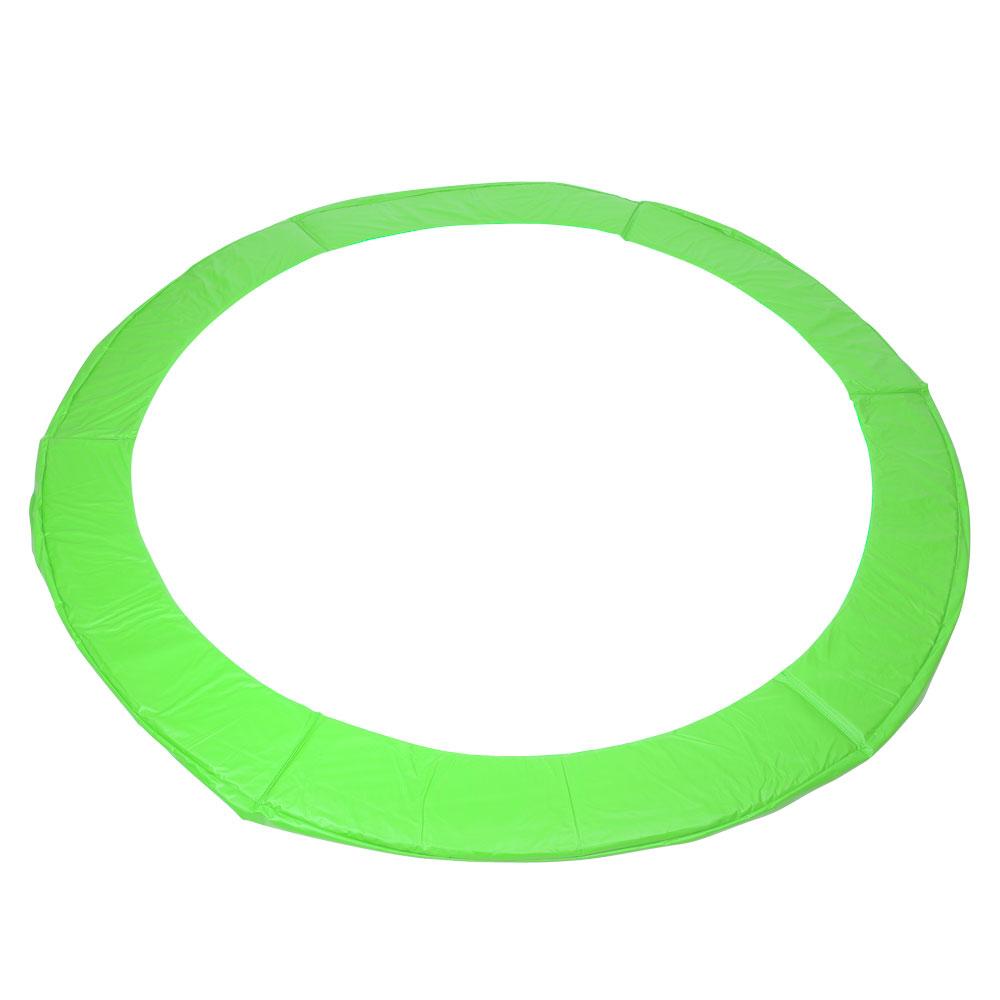 Kryt pružín na trampolínu 366 cm - zelená zelená