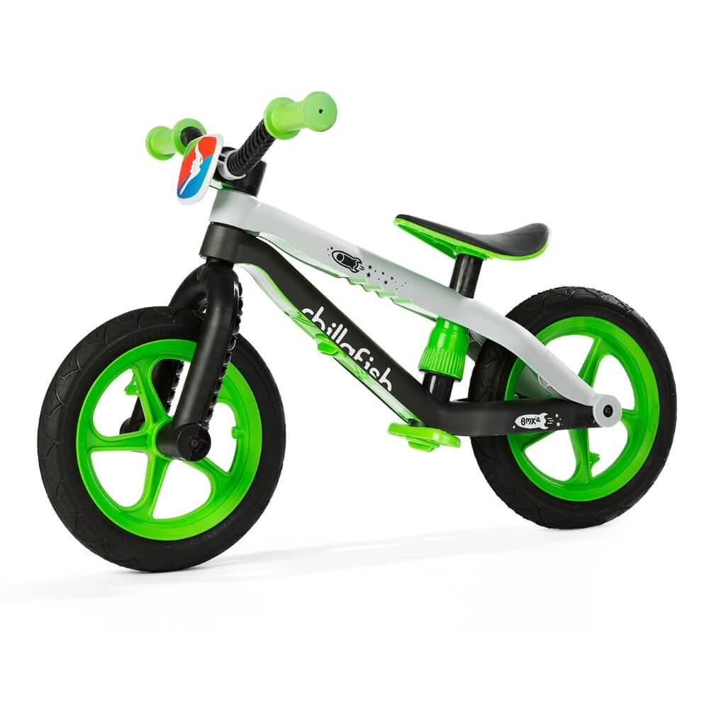 Detské odrážadlo Chillafish BMXie-RS zelená