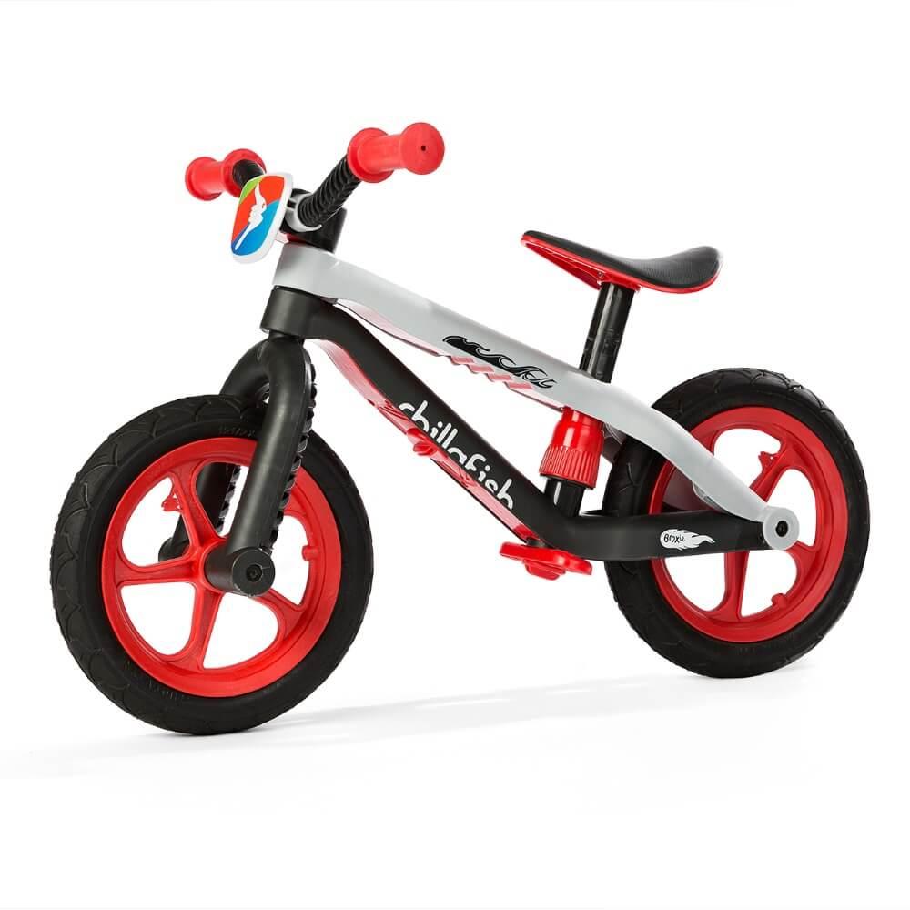 Detské odrážadlo Chillafish BMXie-RS červená