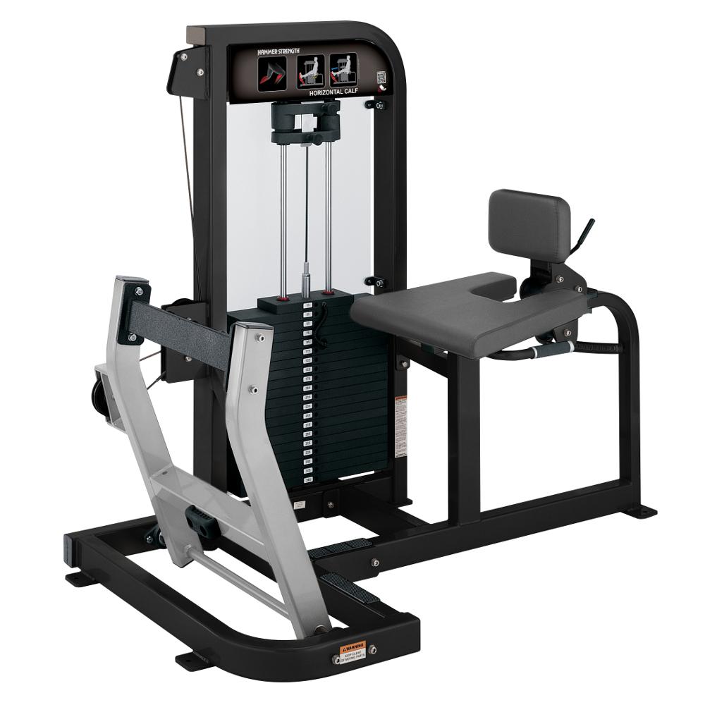 Posilňovač lýtok Hammer Strength Select Horizontal Calf - Montáž zadarmo + Servis u zákazníka