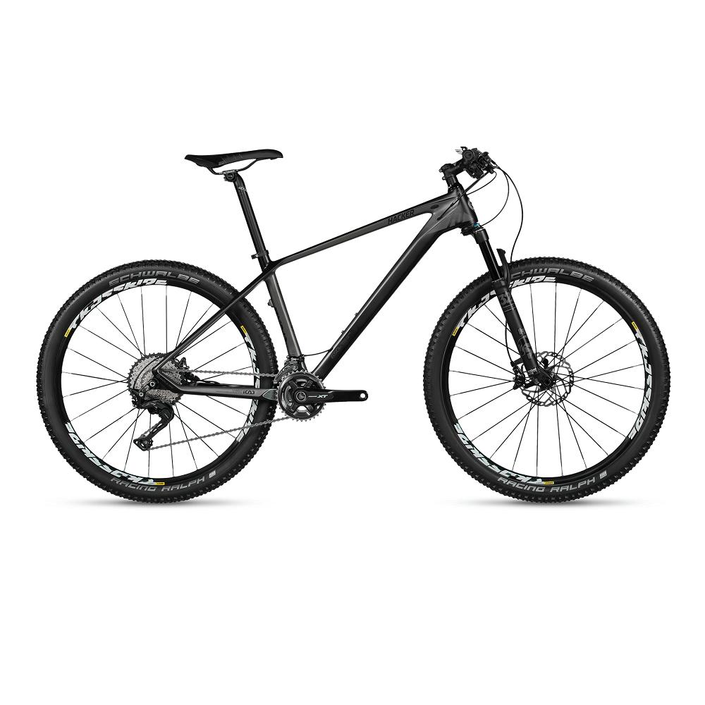 "Horský bicykel KELLYS HACKER 70 27,5"" - model 2017 L - Záruka 10 rokov"