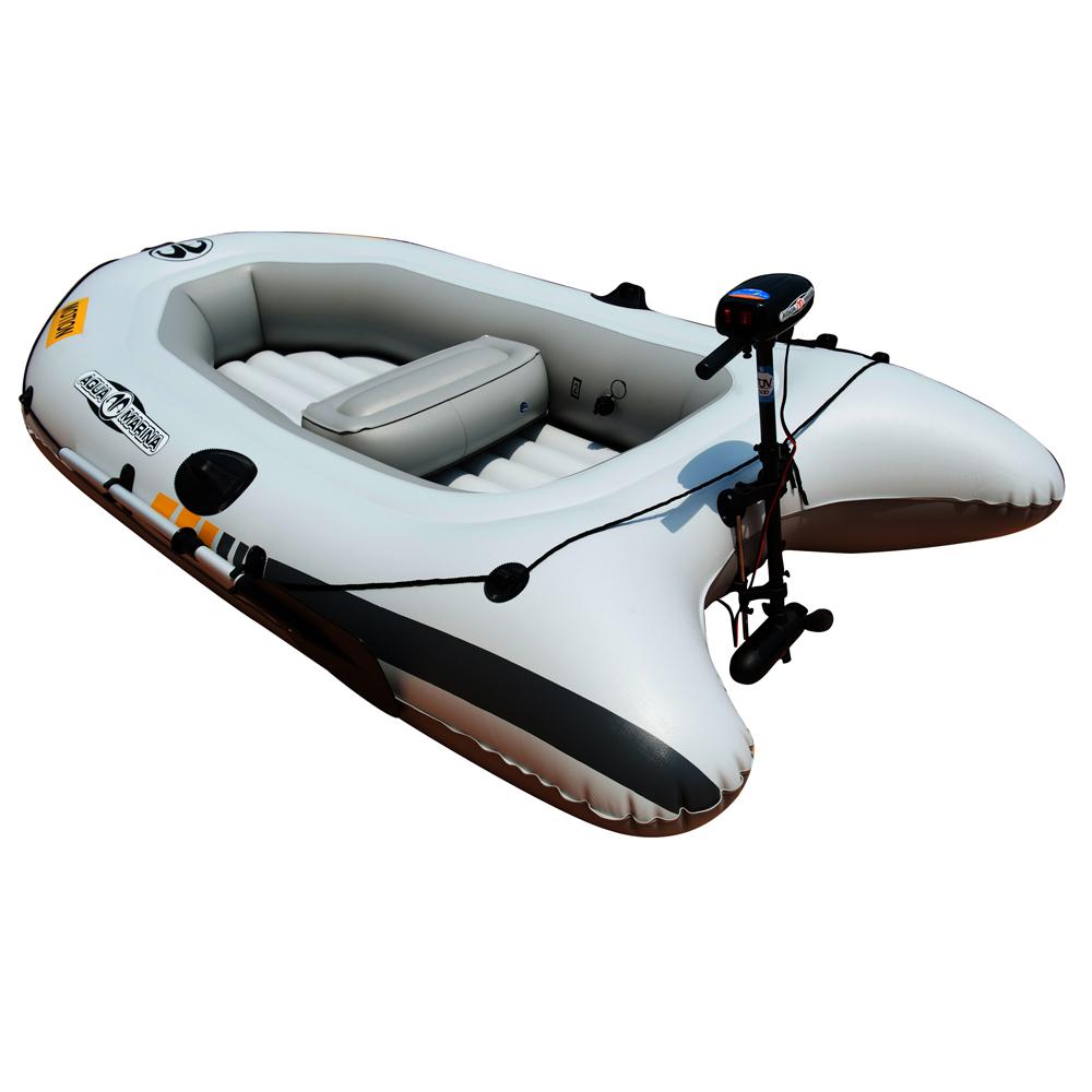 Nafukovací čln Aqua Marina Motion s motorom